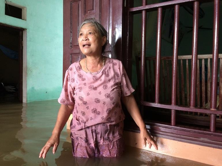 Miền Trung lũ lụt diện rộng, thủy điện ngưng xả lũ  - ảnh 2