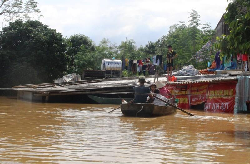 Thêm 11 người chết và mất tích ở Thanh Hóa - ảnh 1
