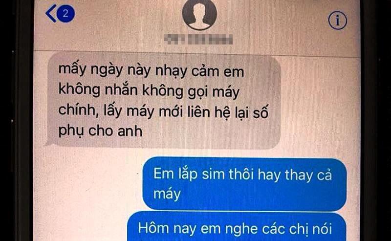 Công an Thanh Hóa báo cáo vụ tố 'phó bí thư có bồ nhí' - ảnh 2