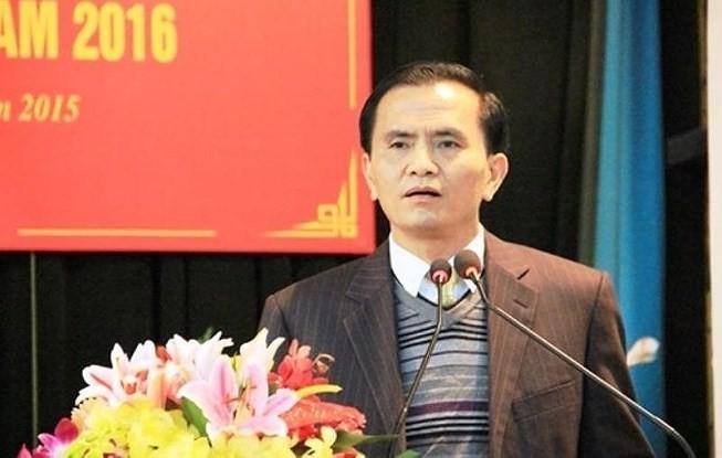 Cựu phó chủ tịch Thanh Hóa làm tổ trưởng giúp việc - ảnh 1