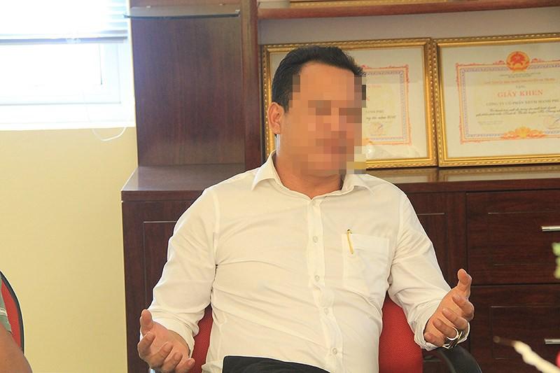 DN tố giám đốc BQL 'vòi' 100 triệu: 'Thực chất là tôi vay' - ảnh 2