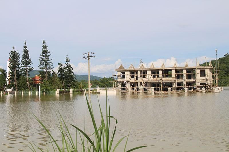 Lũ kinh hoàng, sơ tán khẩn cấp 20.000 người dân ở Thanh Hóa - ảnh 3