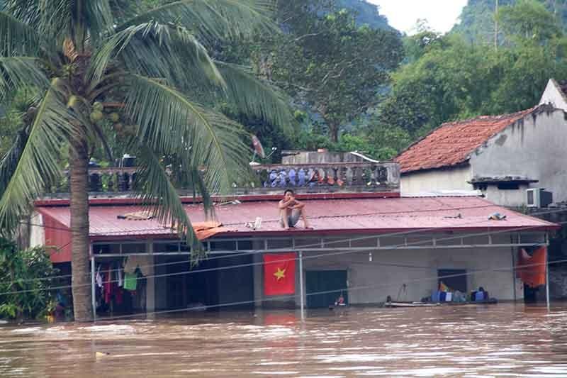 Lũ kinh hoàng, sơ tán khẩn cấp 20.000 người dân ở Thanh Hóa - ảnh 5