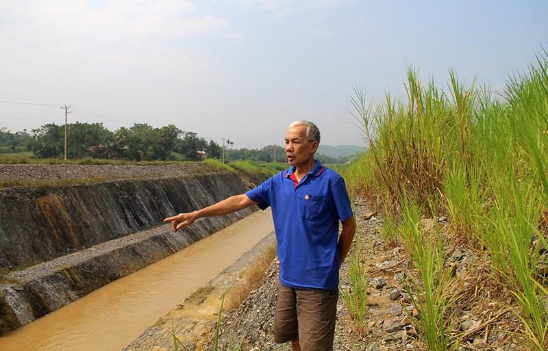 Cả trăm nhà dân nứt toác do tác động từ việc xây kênh 4000 tỉ  - ảnh 1