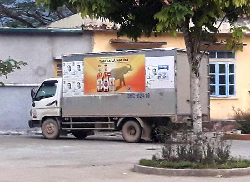 Xe tải cài số lùi, cả huyện Mường Lát mất điện - ảnh 4