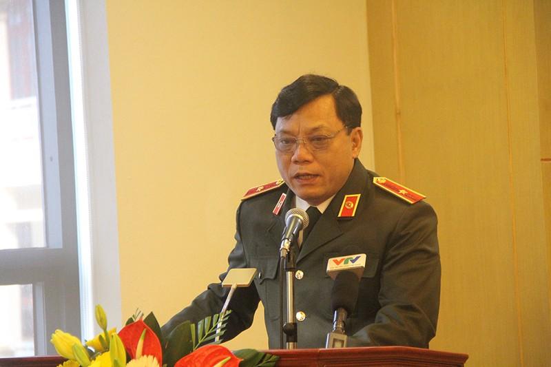 Bộ Công an vào cuộc vụ trưởng Công an TP Thanh Hóa bị tố  - ảnh 1