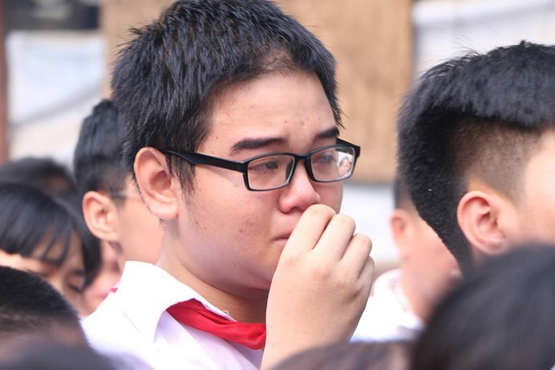 Đẫm nước mắt tiễn 8 học sinh đuối nước ở Hòa Bình - ảnh 3
