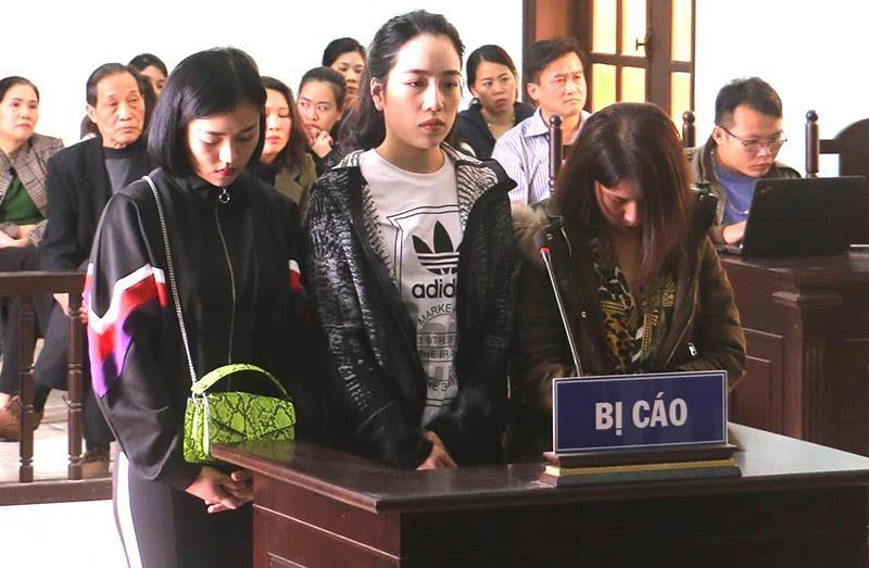 Tòa tuyên án vụ ba phụ nữ đánh ghen bằng nước mắm, ớt bột - ảnh 2