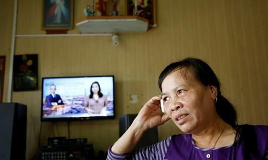Mẹ của Đoàn Thị Hương: 'Ngày về của con gái không còn xa nữa' - ảnh 1