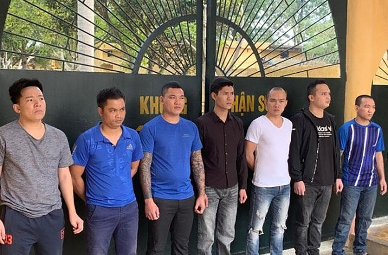Bắt 4 người trong đường dây tín dụng đen lớn nhất Việt Nam - ảnh 2
