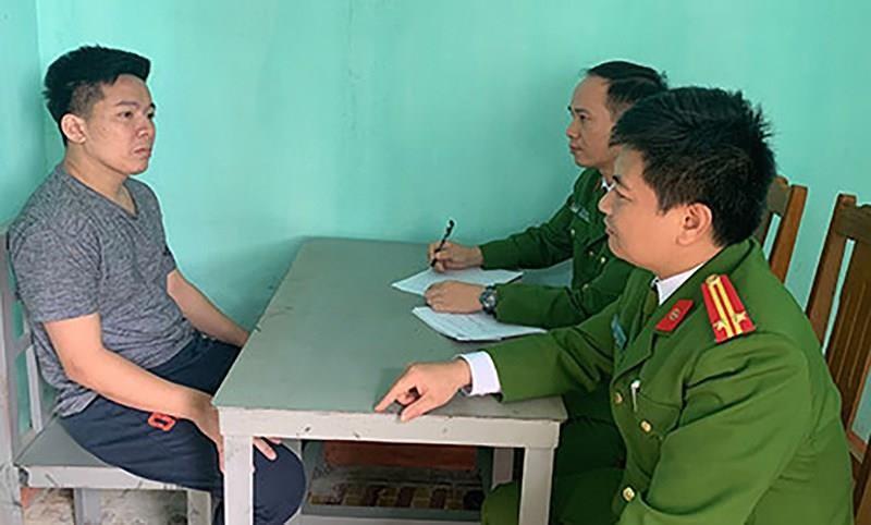 Bắt 4 người trong đường dây tín dụng đen lớn nhất Việt Nam - ảnh 1