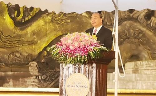 Thủ tướng: Thanh Hóa đang từng ngày 'thay da đổi thịt' - ảnh 2