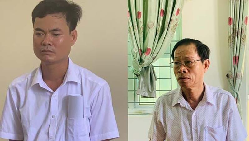 Bắt giữ cựu chủ tịch xã 'ăn chặn' tiền đất của 5 hộ dân - ảnh 2