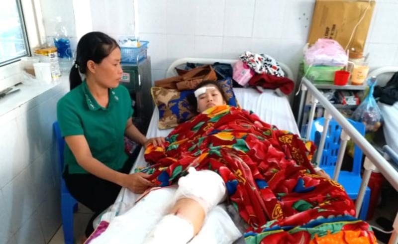 Chủ tịch xã gây tai nạn rồi bỏ lại nạn nhân bị thương nặng  - ảnh 1