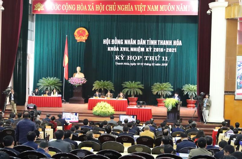 Giám đốc Sở TN&MT Thanh Hóa: 'Có khi béo ra do uống nước bẩn' - ảnh 1