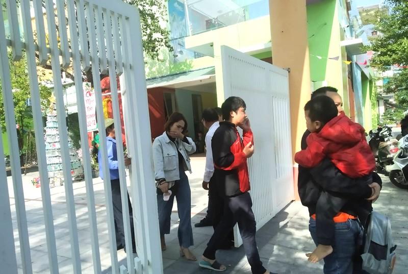 Hàng chục HS mầm non ở Thanh Hóa nhập viện nghi ngộ độc - ảnh 2