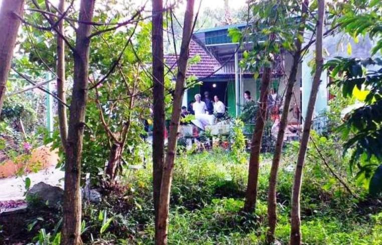2 vợ chồng tử vong bất thường tại nhà riêng - ảnh 1