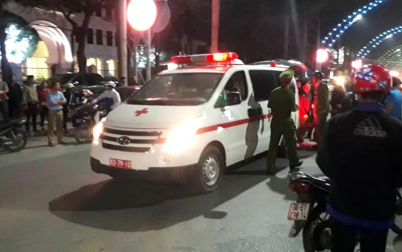 Cháy tòa nhà dầu khí Thanh Hóa, 1 người chết, 8 bị thương  - ảnh 2
