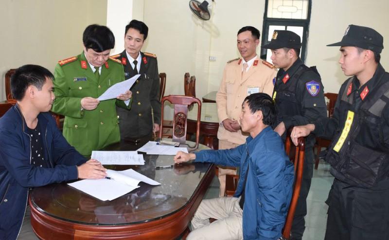 Cảnh sát triệt phá đường dây ma túy 'khủng' ở Thanh Hóa  - ảnh 1