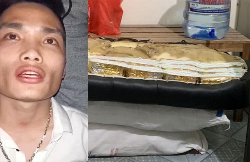 Cảnh sát triệt phá đường dây ma túy 'khủng' ở Thanh Hóa  - ảnh 2