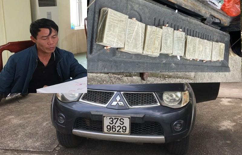 Cảnh sát triệt phá đường dây ma túy 'khủng' ở Thanh Hóa  - ảnh 3