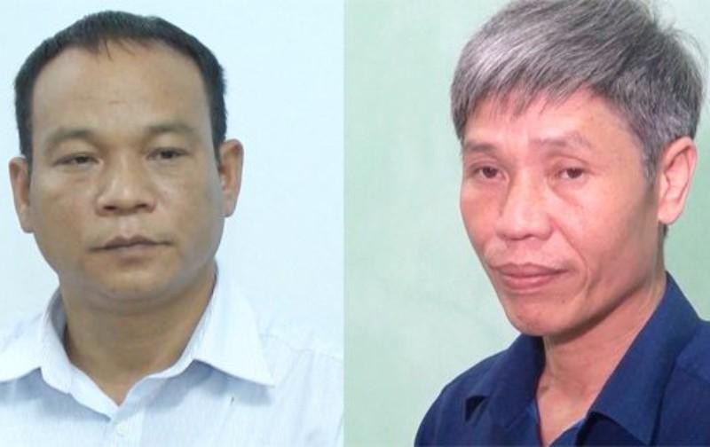Bắt giam cựu giám đốc bệnh viện và cấp dưới nhận hối lộ - ảnh 1