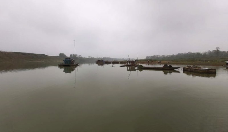 Công an vào cuộc vụ cá chết bất thường trên sông Chu - ảnh 5
