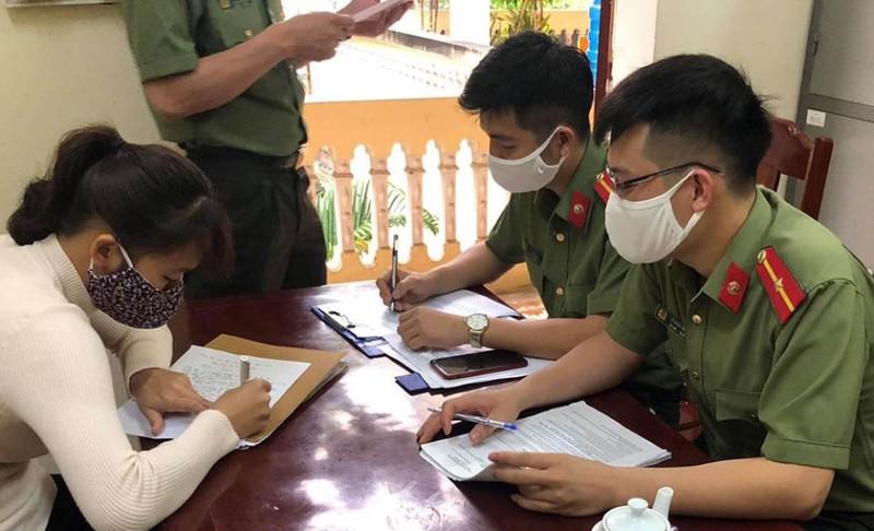 Phao tin người về từ Hà Nội bị COVID-19, bị phạt nặng - ảnh 1