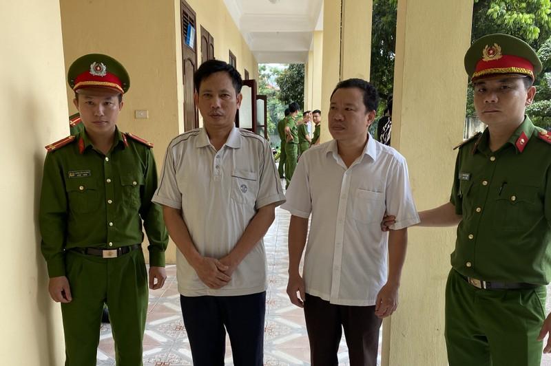 Bắt giam lãnh đạo xã từng bán 16.000 m2 đất trái thẩm quyền - ảnh 1