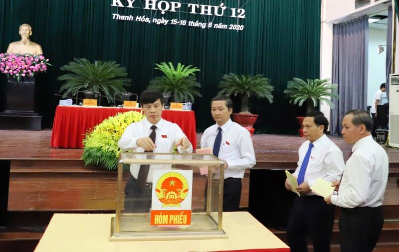 Thanh Hóa có tân Phó Chủ tịch UBND tỉnh - ảnh 1