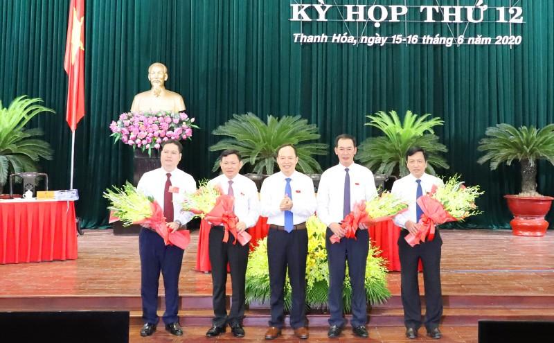 Thanh Hóa có tân Phó Chủ tịch UBND tỉnh - ảnh 2
