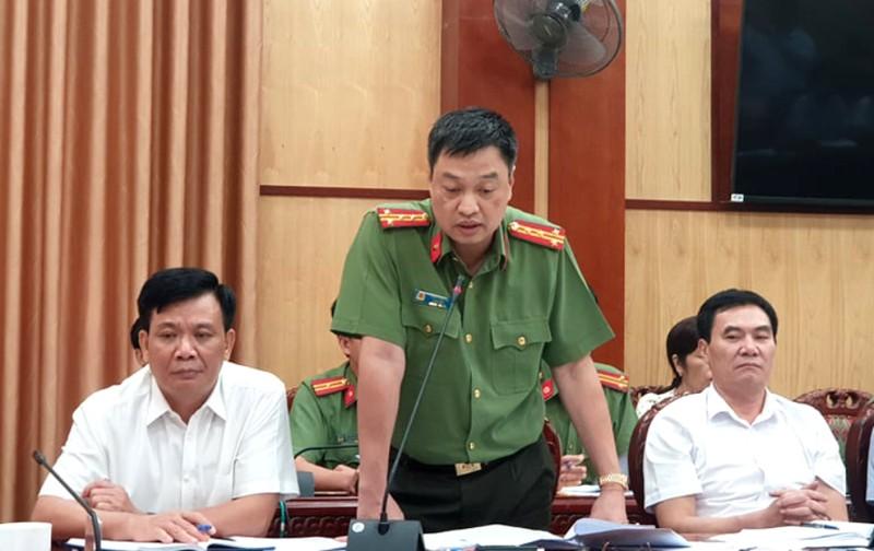 Thanh Hóa thông tin chi tiết vụ tống tiền lãnh đạo 25 tỉ đồng  - ảnh 2