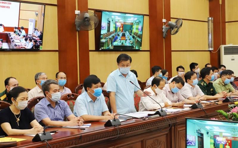 Thay 1 Trạm trưởng Trạm y tế phường vì lơ là chống COVID-19 - ảnh 1