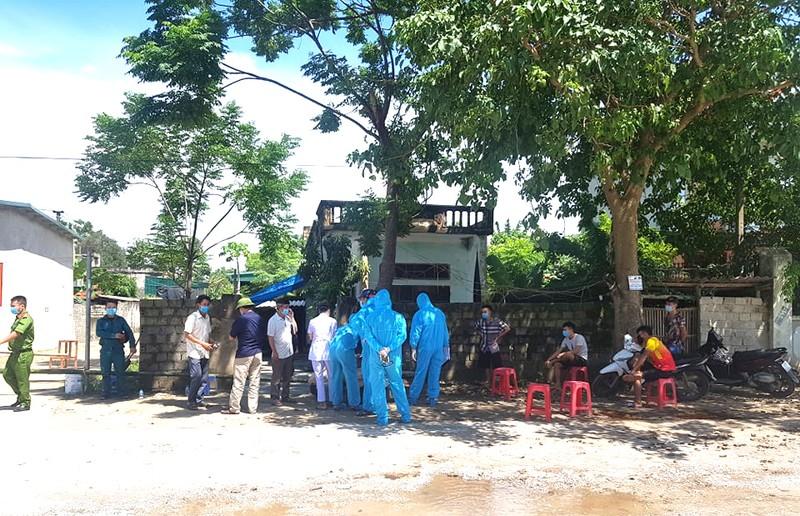Thanh Hóa thêm xét nghiệm 198 mẫu ở Sầm Sơn từ Đà Nẵng về - ảnh 1