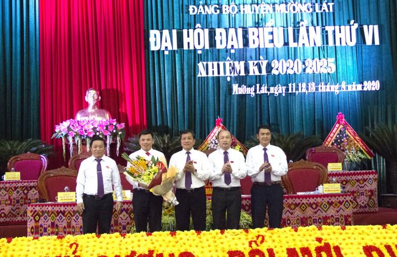 Thanh Hóa: Ông Hà Văn Ca làm Bí thư huyện ủy huyện Mường Lát - ảnh 1