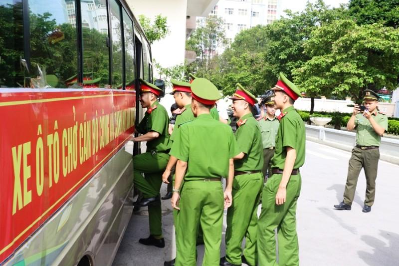 Thanh Hóa: Điều động gần 2.600 công an về 509 xã, thị trấn - ảnh 3