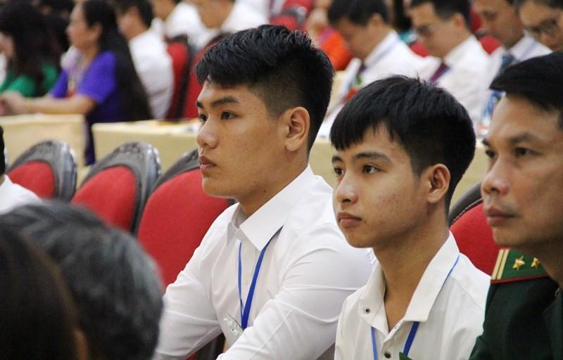 Phó Chủ tịch nước dự đại hội thi đua yêu nước tỉnh Thanh Hóa - ảnh 4
