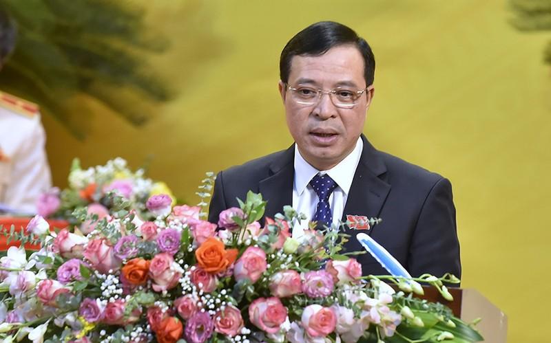 65 người được bầu vào Ban chấp hành Đảng bộ tỉnh Thanh Hóa  - ảnh 1
