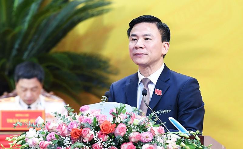 Thanh Hóa có tân Bí thư Tỉnh ủy thay ông Trịnh Văn Chiến - ảnh 1