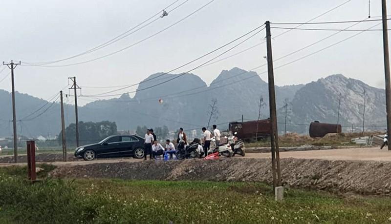Thanh Hóa: Xã bắc loa kêu dân đừng mua đất ở dự án 122 tỉ - ảnh 2