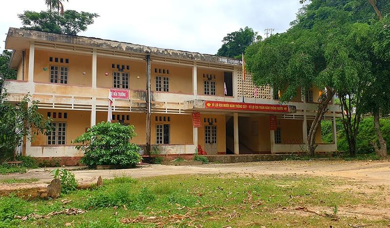 Vụ trường xuống cấp ở Thanh Hóa: Khắc phục ngay trước năm học mới - ảnh 2