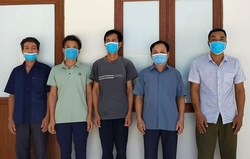 1 đại biểu HĐND xã ở Thanh Hóa bị bắt vì phá rừng - ảnh 2