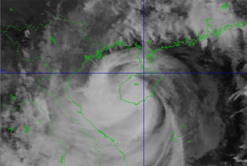 Thanh Hóa lên phương án di dân trước bão số 8, ứng phó với ngập lụt - ảnh 1