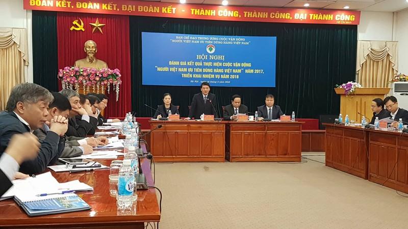 Giám sát, bảo hộ thị trường giúp hàng Việt phát triển? - ảnh 1