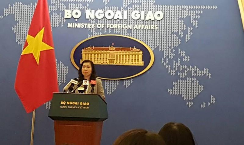 Việt Nam phản đối Trung Quốc cấm đánh bắt cá trên biển - ảnh 1