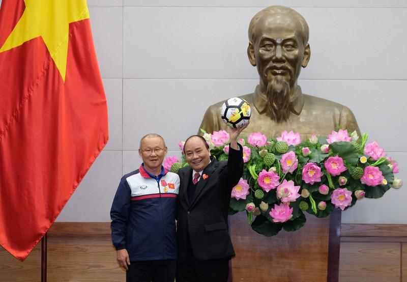Thủ tướng gặp mặt đội U23 Việt Nam - ảnh 1