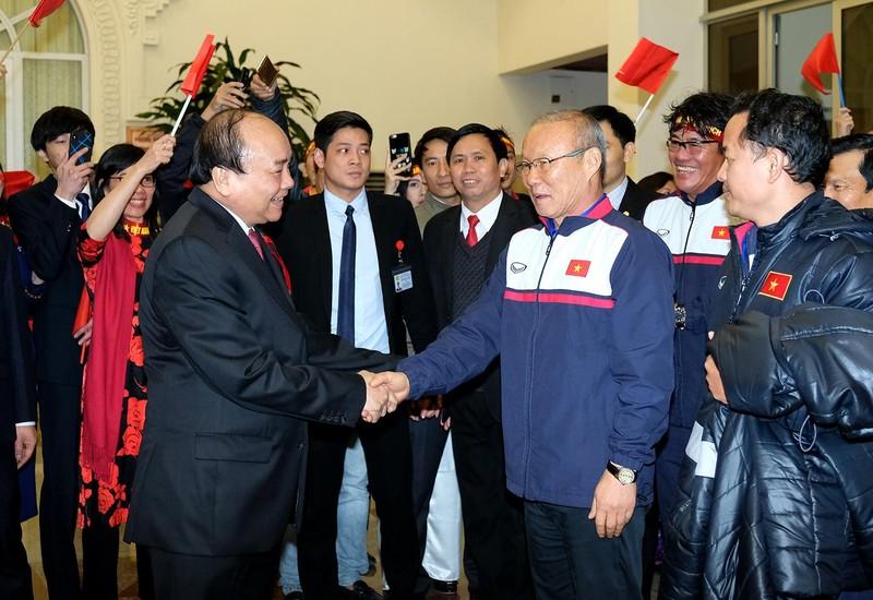 Thủ tướng gặp mặt đội U23 Việt Nam - ảnh 2