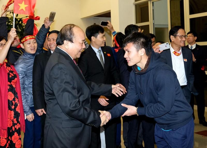 Thủ tướng gặp mặt đội U23 Việt Nam - ảnh 3