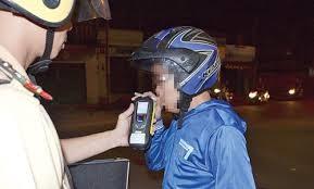 Người vi phạm giao thông phải trả phí xét nghiệm nồng độ cồn - ảnh 1