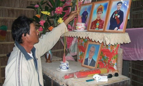 Cảnh đời khó tin của cháu nội vua Thành Thái giữa Sài Gòn - ảnh 1